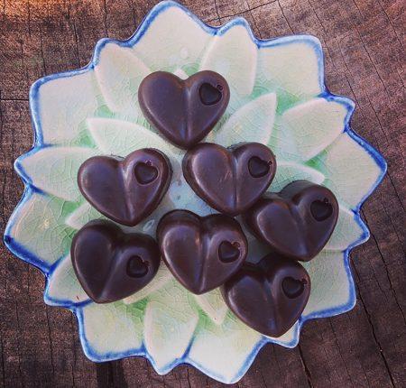 Chocolate com Laranja
