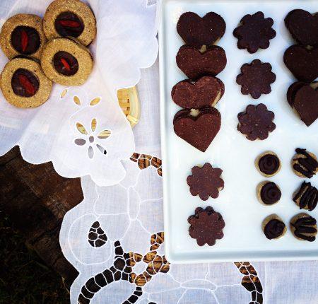 Biscoitos e Cookies de Trigo Sarraceno e Cacau